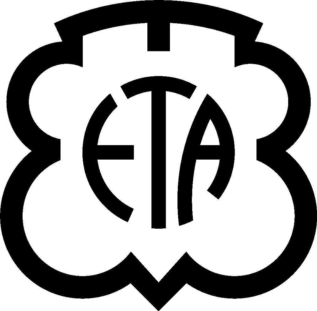 Logo ETA SA, Manufacture Horlogère Suisse