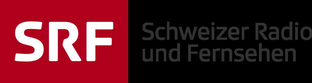 Logo SRF – Schweizer Radio und Fernsehen